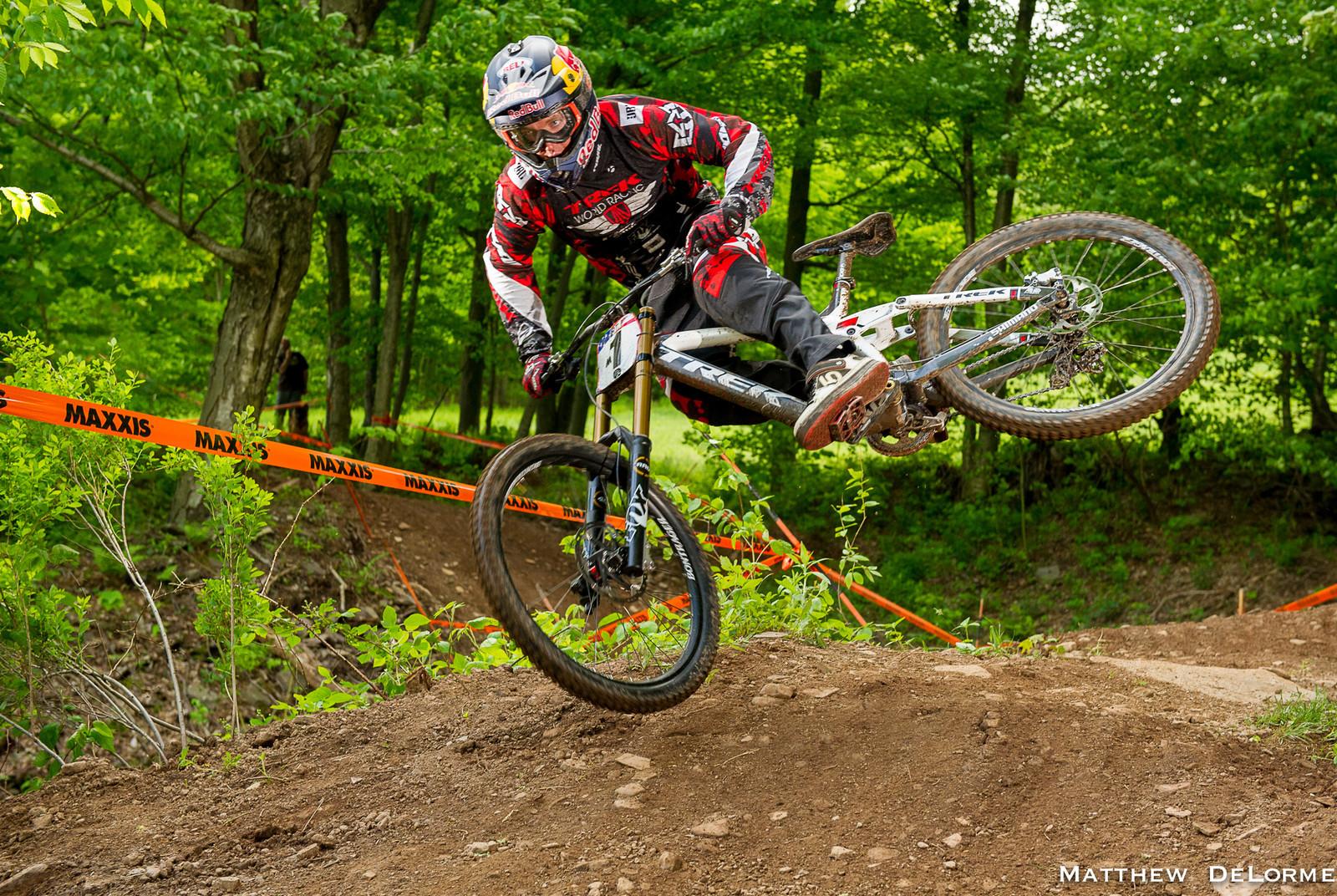 Trek World Racing To Focus On Gravity In 2013 Mountain Bikes