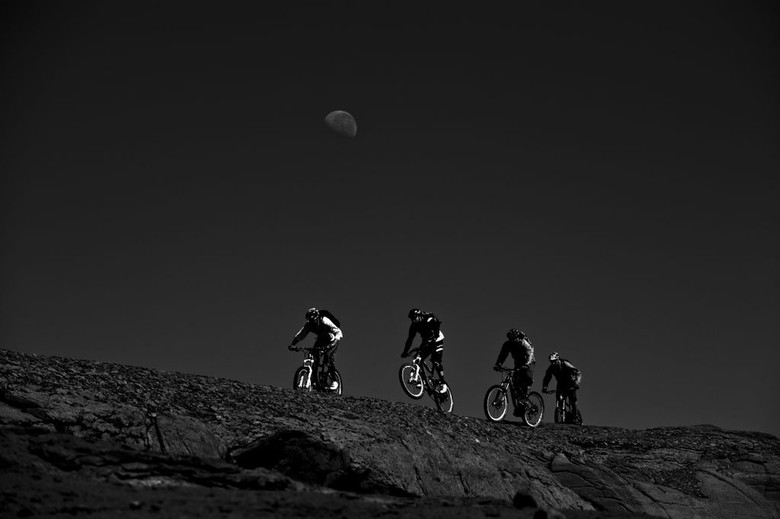 Thomas Vanderham, Wade Simmons, Geoff Gulevich and Rocky Mountain Bikes in Argentina