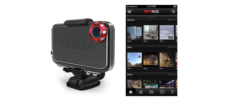 mophie Announces Nationwide Availability of OutRide