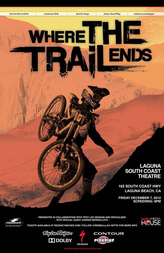 "Event: ""Where The Trail Ends"" Premiere in Orange County - December 7"