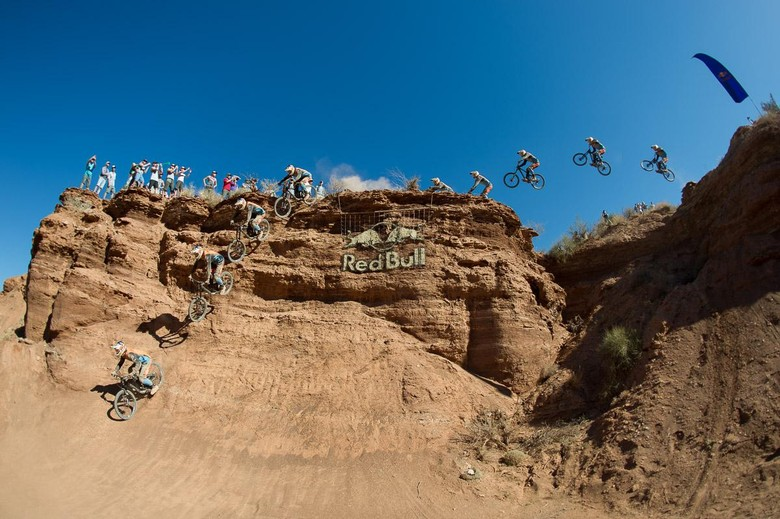 Tune-In: Red Bull Rampage on NBC Saturday
