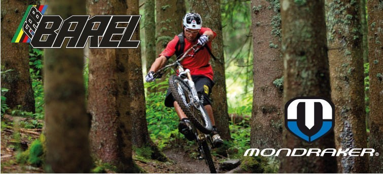 Fabien Barel and Mondraker Part Ways