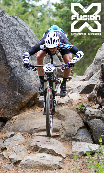 X-Fusion Title Sponsor of Ashland Mountain Challenge