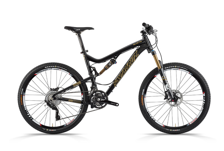 Santa Cruz Bicycles Introduces New Aluminum Blur TR