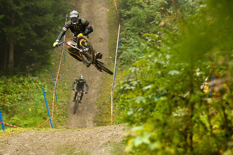 More airtime please. Schladming 2008.