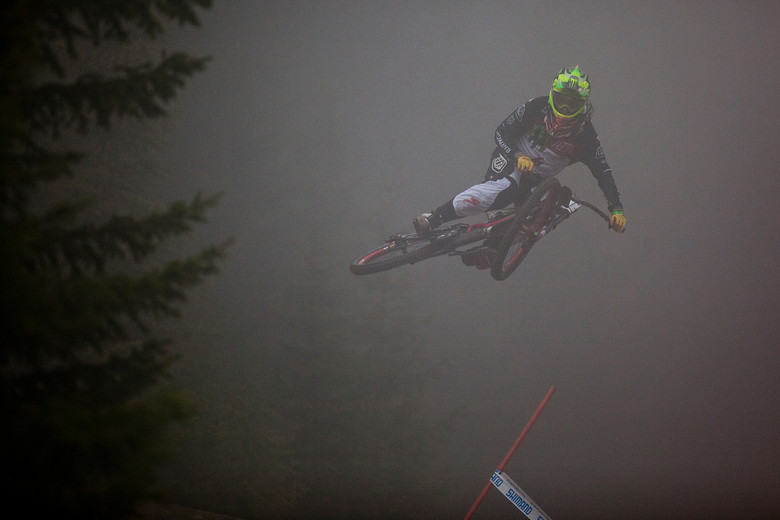 Speechless. Hafjell, Norway World Cup 2012.