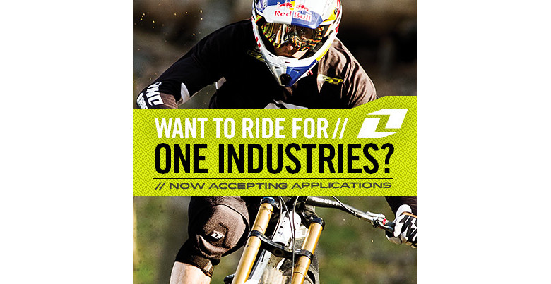 ONE Industries Now Accepting Sponsorship Applications