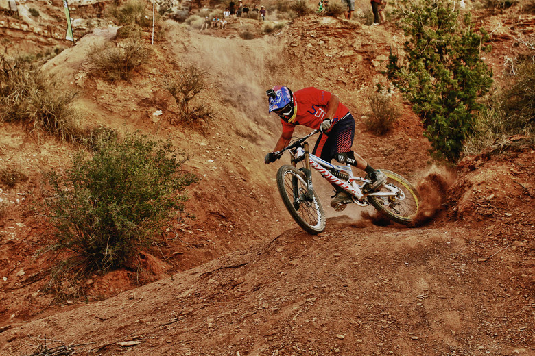 Darren Berrecloth at the 2012 Rampage - photo by Malcolm Mclaws