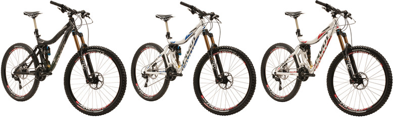 First Look: Firebird 27.5 from Pivot Cycles