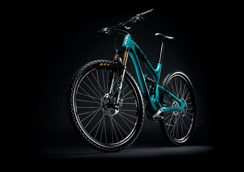 First Look: 2013 Yeti SB95 Carbon