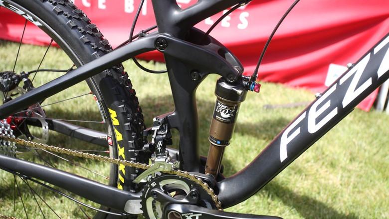 2014 Fezzari Timp Peak 27.5 and Nebo Peak 27.5 Trail Bikes