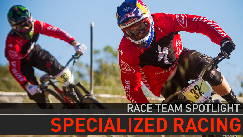 2013 Race Team Spotlight: Specialized Racing