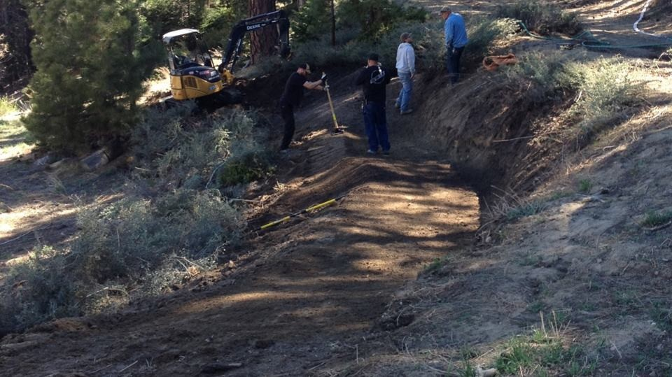 Snow Summit Opens For Mountain Biking With New Trail May 25 2013