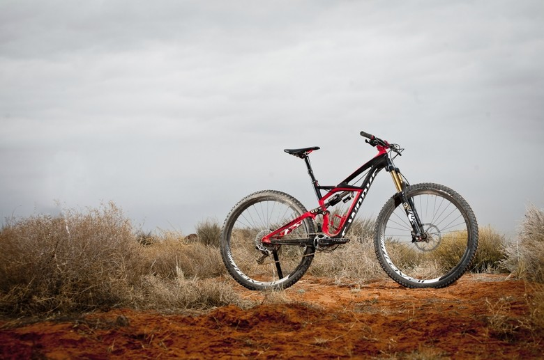 2013 Specialized Carbon Enduro 29