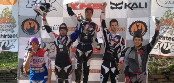 2013 ProGRT Podium at Plattekill