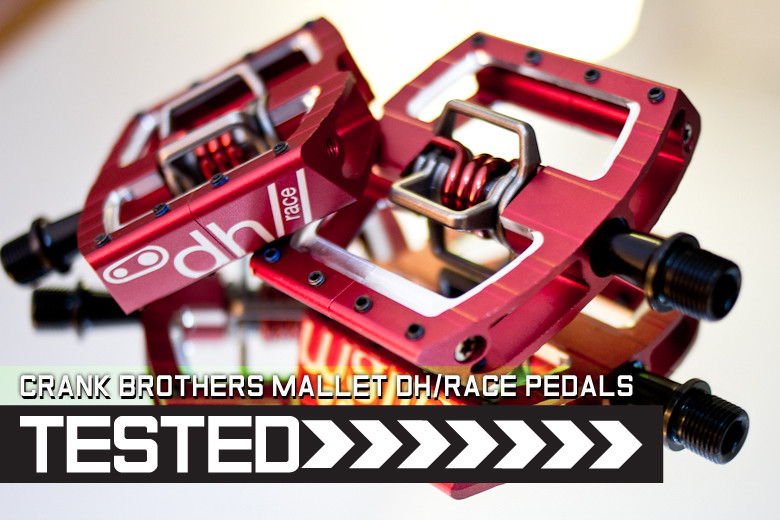 Crankbrothers Mallet Dh Clipless Pedals Reviews Comparisons