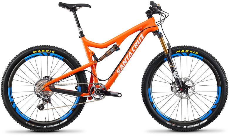 First Look: The All-New Santa Cruz SOLO (5010) Trail Bike