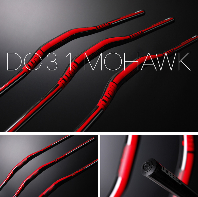 Deity's DC31 Mohawk Handlebar Released (Plus Killer Riding Edit!)