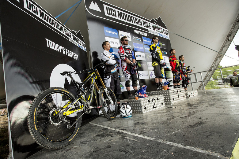 2013 UCI World Cup Fort William Photo and Video Showcase