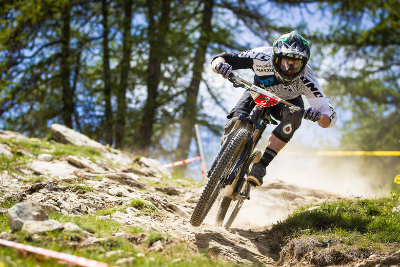 Jared Graves' Enduro World Series Val d'Allos Race Journal
