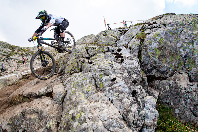 Jared Graves' Enduro World Series Les 2 Alpes Race Journal