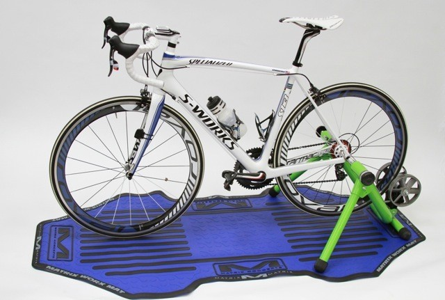 Matrix Concepts Introduces The M9 Worx Mat To The Cycling Market