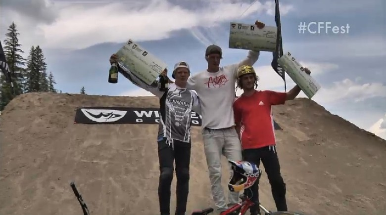 Martin Soderstrom Wins Colorado Freeride Festival Slopestyle