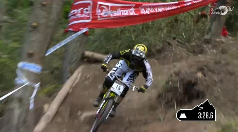 Remi Thirion and Rachel Atherton Win Andorra World Cup