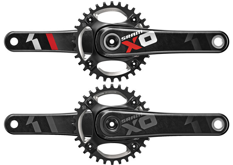 SRAM X01 1x11-Speed Drivetrain Details, Specs & Prices Confirmed