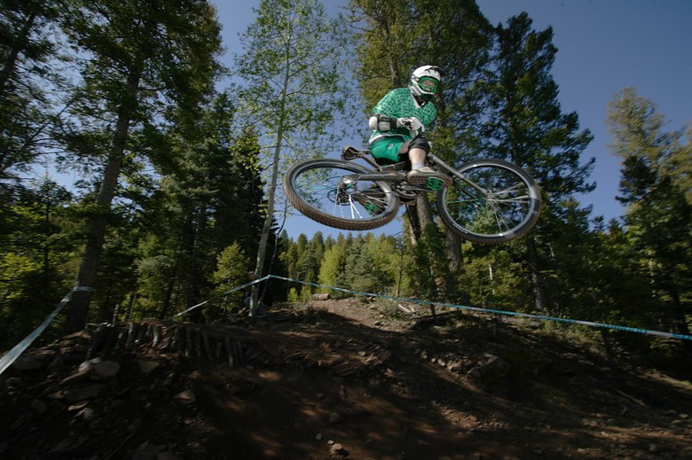Nation's top downhillers ready to get down in Angel Fire at 2013 Gravity MTB Nationals