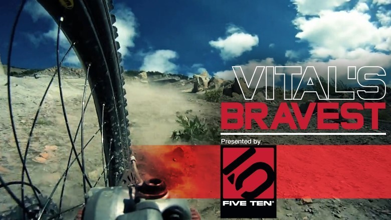 Vital's Bravest - Monthly Contest Presented by Five Ten - July Winner