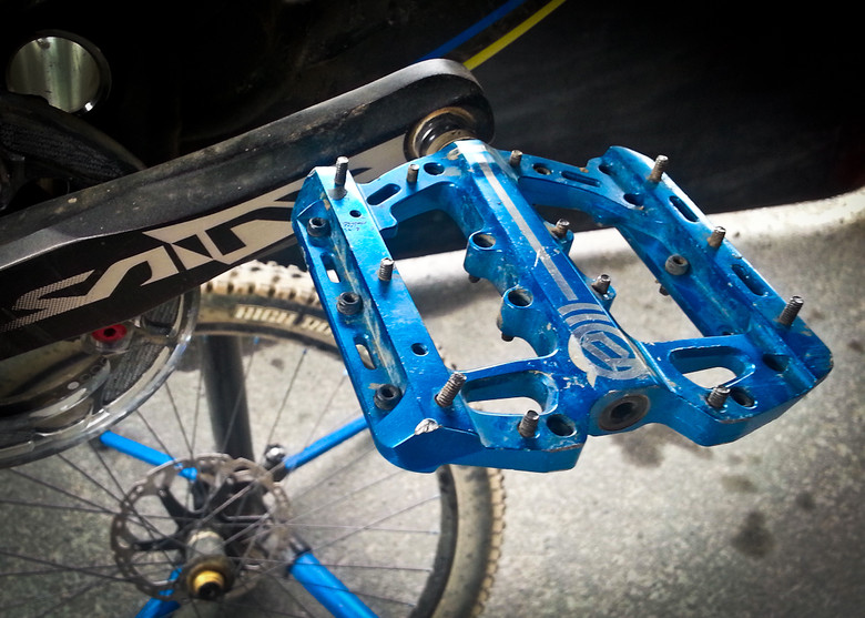 Sneak Peek: Prototype Tyler McCaul Signature Edition Deity Pedals