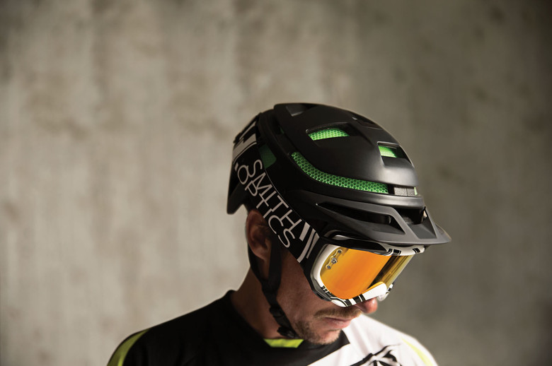 First Look: Smith's All-New Forefront Helmet - This Thing is Wild!