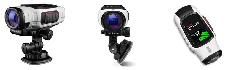 Garmin Launches VIRB - New Action Camera Enters the Market