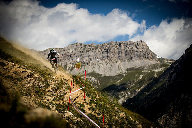 Jared Graves' Enduro World Series Val d'Isere Race Journal