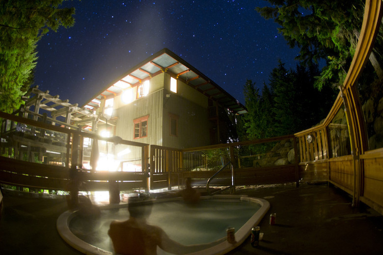 The Lodge at Retallack.