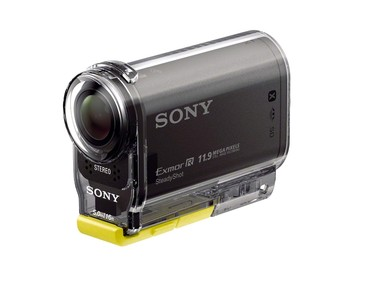Sony Unveils New Action Cam; Smaller Form Factor and GPS Addition