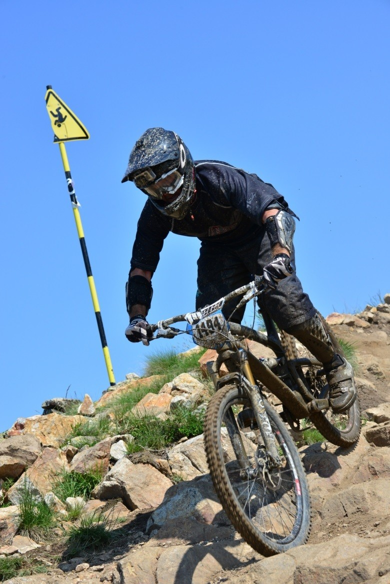 n gravity enduro series announced for 2014 racing season photo courtesy rocky trail ales matousek courses will have a mix requiring some fitness