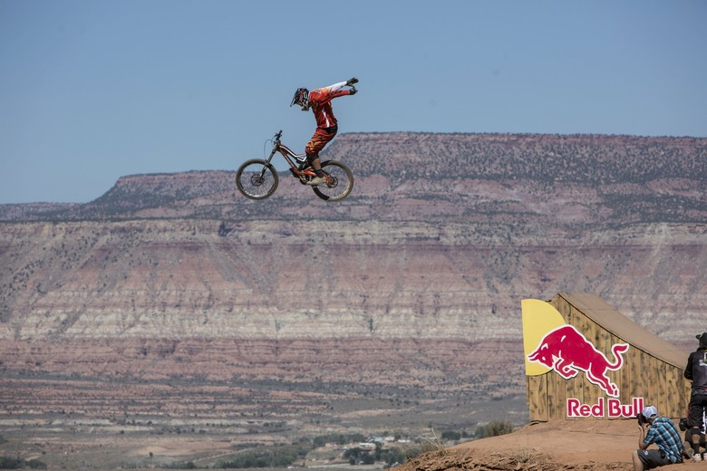 Interactive Red Bull Rampage Puts Fans in Control