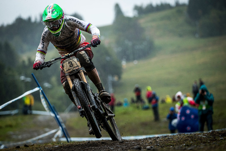 Greg Minnaar Injury Update, Knee Surgery Likely