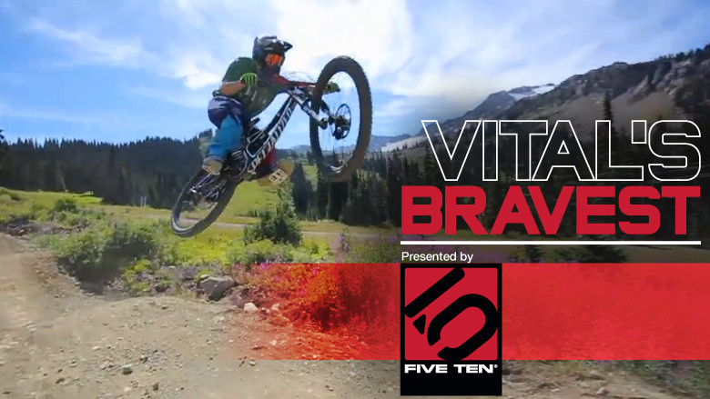Vital's Bravest - Monthly Contest Presented by Five Ten - September Winner