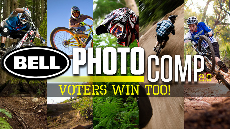 Vital MTB Weekly Photo Comp - Presented by Bell