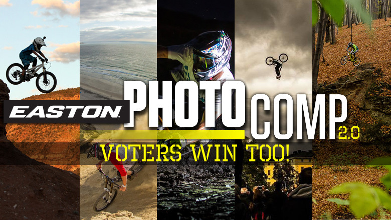 Vital MTB Weekly Photo Comp - Presented by Easton