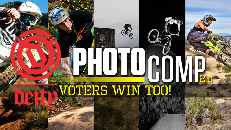 Vital MTB Weekly Photo Comp - Presented by deity
