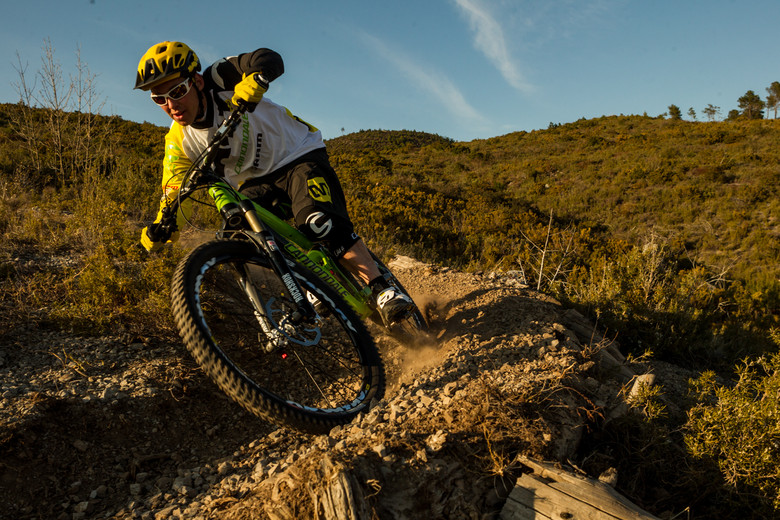 Jerome Clementz, 2013 Enduro World Champion. Photo by Jeremie Reuiller