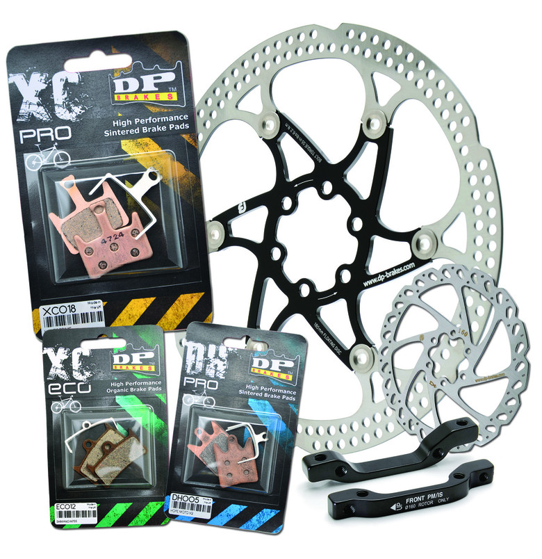 DP Brakes Announces Expansion Into The Bicycle Disc Brake Market