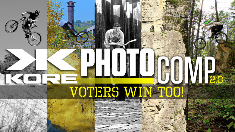 Vital MTB Weekly Photo Comp - Presented by KORE