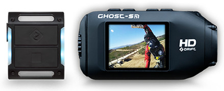Drift Innovation Releases New Ghost-S Camera - New Lens, New Recording Modes, Built-in LCD