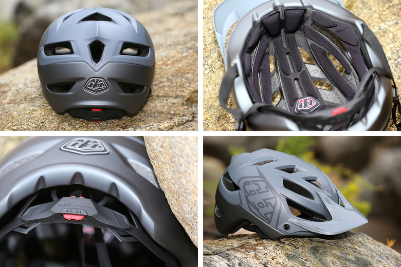 Dislike Lightning Bolts? The New Troy Lee Designs DRONE A1 Helmet is for You