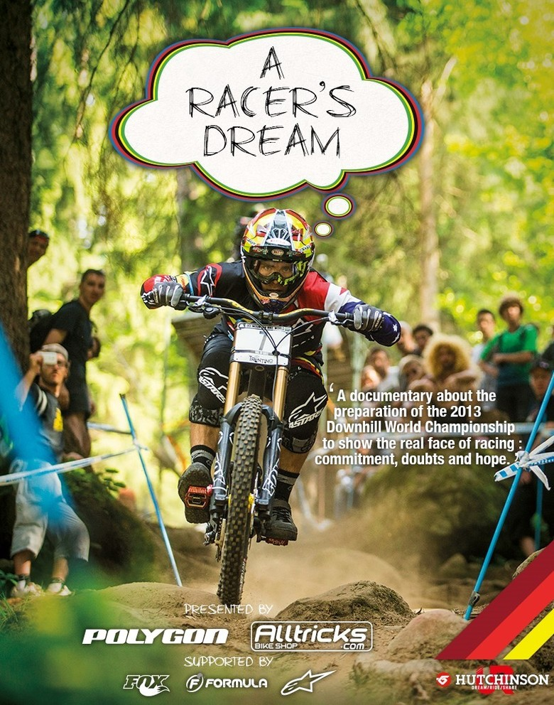 "First Extract from ""A Racer's Dream"", Hutchinson UR's Racing Documentary"